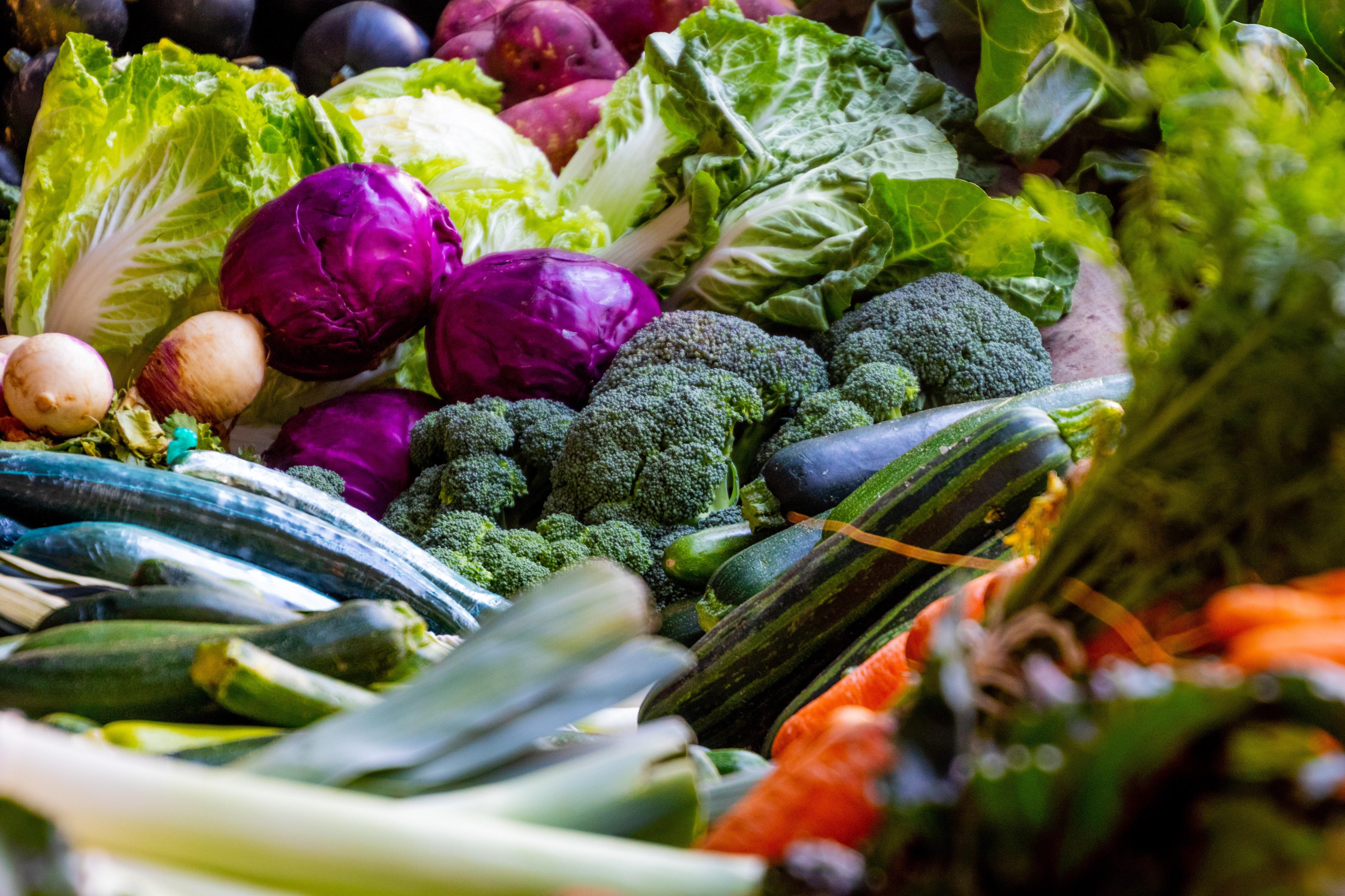 Μετάβαση στη vegan διατροφή-βήμα βήμα